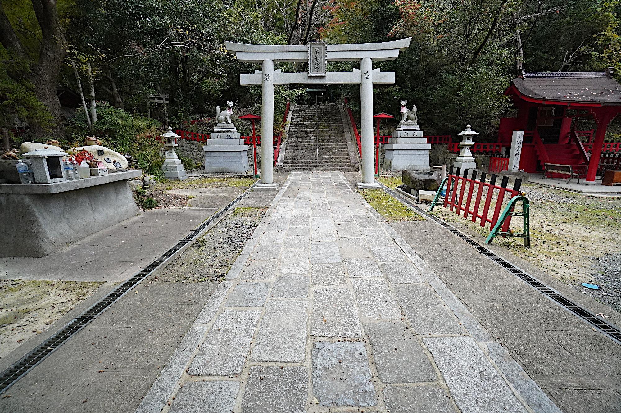 【伏見稲荷大社】末廣神社