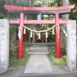 【富士吉田市】最強の金運パワースポット「新屋山神社」へ