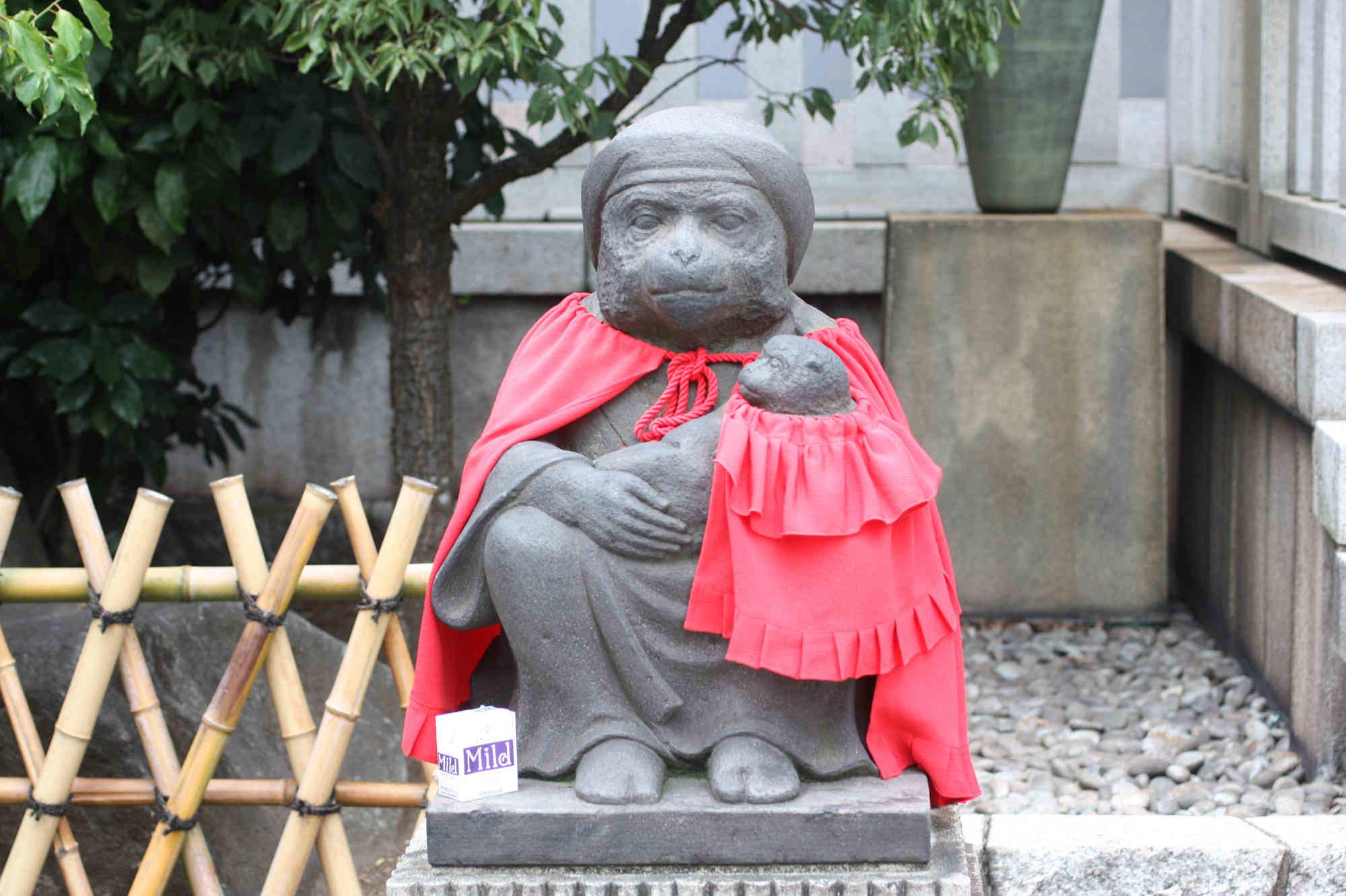 猿神様 お母さん