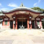 品川神社~品川宿のパワースポット「富士塚」と金運アップの「一粒萬倍の泉」へ