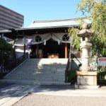 亀戸香取神社~スポーツ振興の神