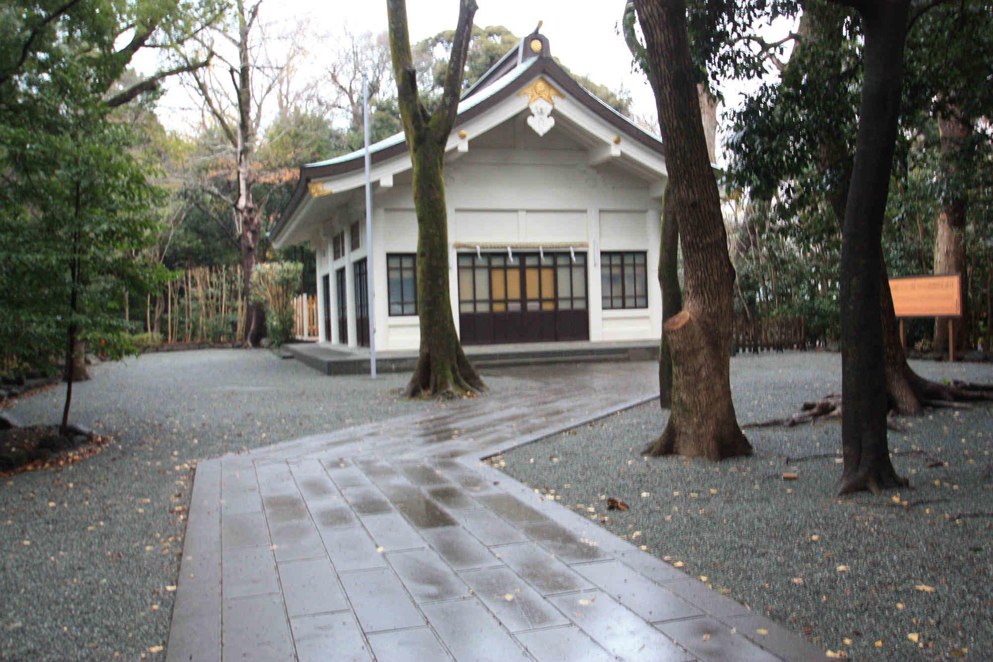 伊豆魂神社