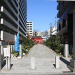 成子天神社~学問の神「天神様」をお祀りし、最大級の富士塚のある美しい神社です