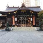 新宿十二社熊野神社~勝ち運、勝負運、金運アップのご利益を頂けます