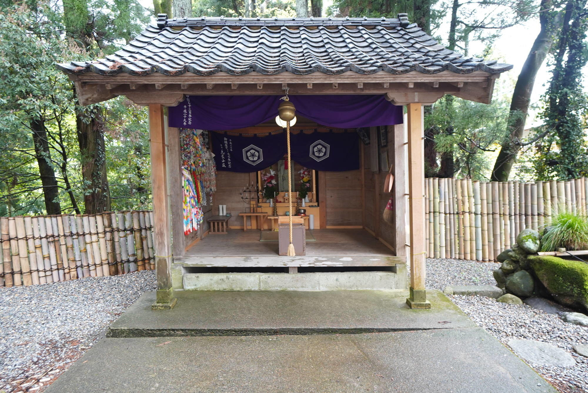 河濯尊大権現堂(カハスソンサマ)