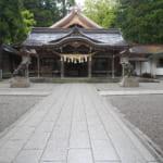 白山神社の総本宮-加賀国一宮「白山比咩神社」へ~北陸最強の縁結びスポットです