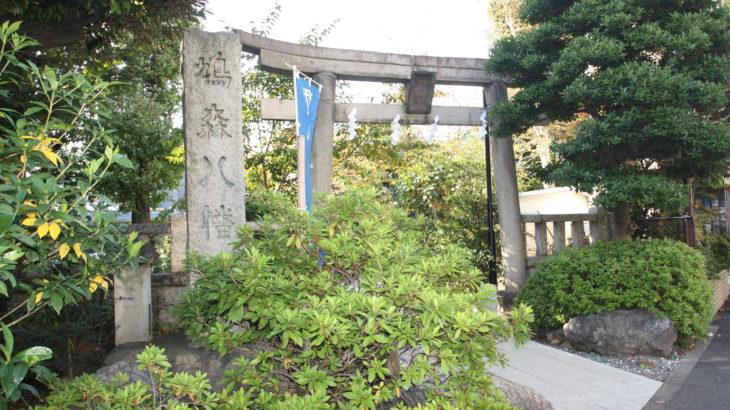 鳩森八幡神社~富士塚で富士山パワーをゲット!