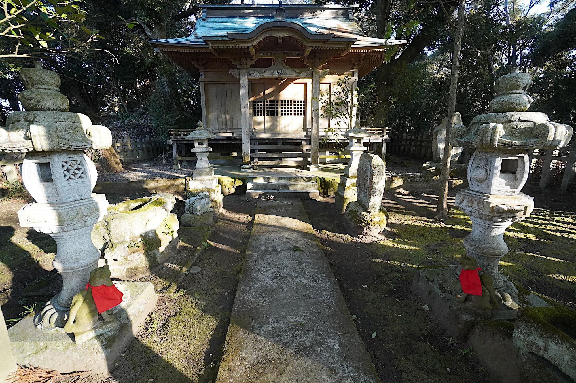 茶釜稲荷神社