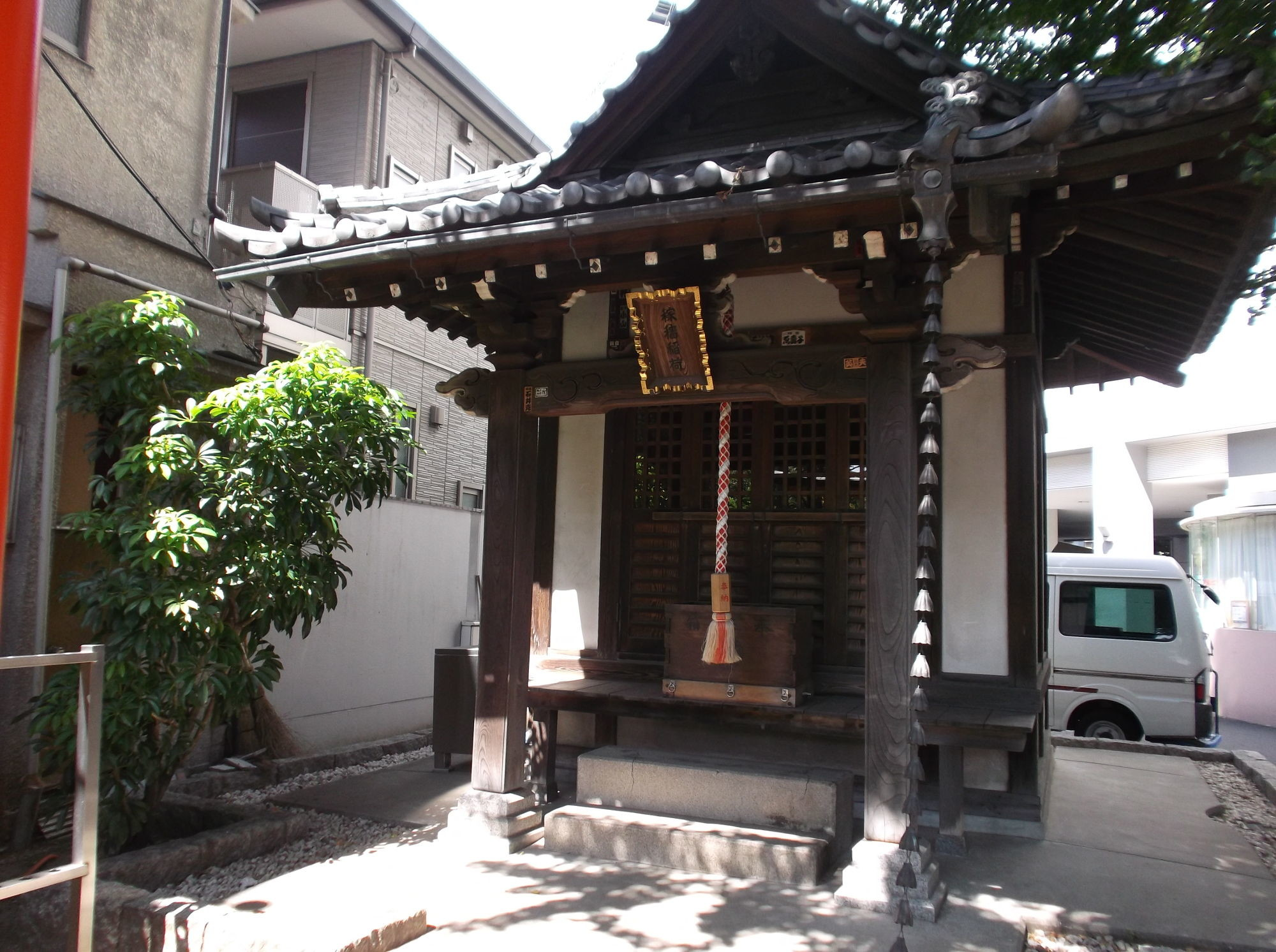 稼穡稲荷神社