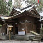 【宮崎】高千穂神社~高千穂の縁結びスポット
