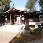 【中野区】多田神社